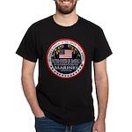 Marine Corps Fiance Dark T-Shirt