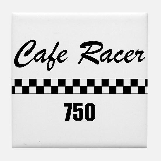 Cafe Racer 750 Tile Coaster