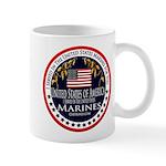 Marine Corps Veteran Mug