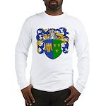 Schouten Family Crest Long Sleeve T-Shirt