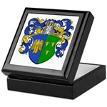 Schouten Family Crest Keepsake Box