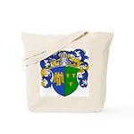 Schouten Family Crest Tote Bag
