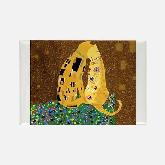 Klimts Kats Magnets