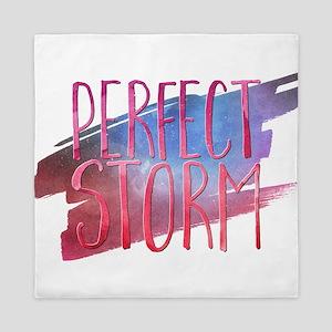 perfect storm Queen Duvet