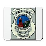 Ludlow Police Mousepad