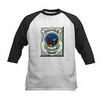 Ludlow Police Kids Baseball Jersey