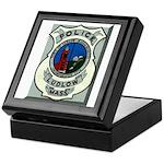 Ludlow Police Keepsake Box