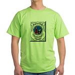 Ludlow Police Green T-Shirt