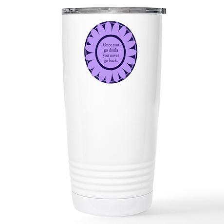 Doula Flower - Stainless Steel Travel Mug