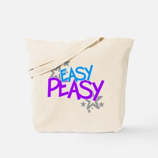 Easy Peasy Tote Bag