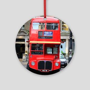 London Ornament (Round)