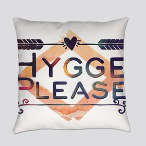 Hygge Please Everyday Pillow