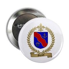 GARAULT Family Crest Button