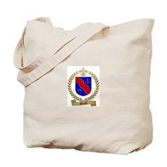 GARAULT Family Crest Tote Bag