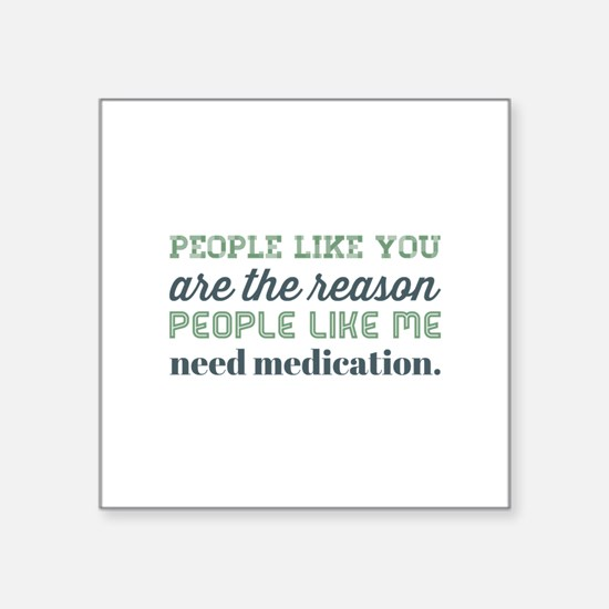 People Like You... Sticker