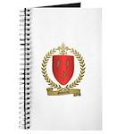 GAUTEROT Family Crest Journal