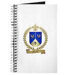 GAUTIER Family Crest Journal