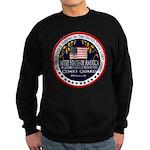 Coast Guard Girlfriend Sweatshirt (dark)