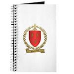 GAUTHREAU Family Crest Journal