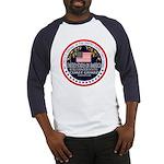 Coast Guard Uncle Baseball Jersey
