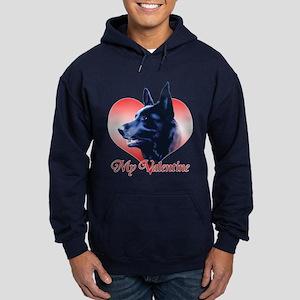 Black Shep Valentine Hoodie (dark)