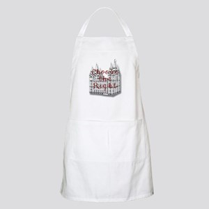 Temple Choose the Right BBQ Apron