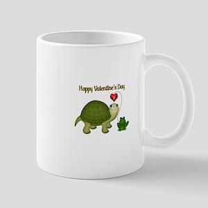 Hoppy Valentine's Mug