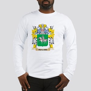 Mcguire Coat of Arms - Family Long Sleeve T-Shirt