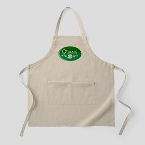 ::: Irish O'bama 44th President ::: BBQ Apron