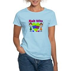 Just Totes Women's Light T-Shirt