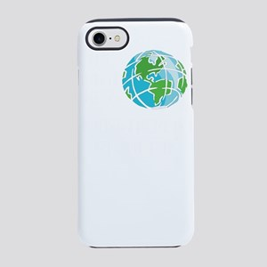 Save the Planet No Planet B iPhone 8/7 Tough Case