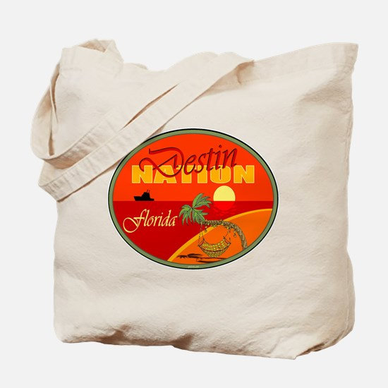 Destin Florida Tote Bag