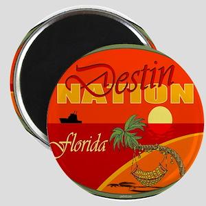 Destin Florida Magnet