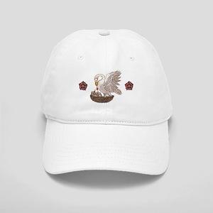 Royal Pelican Rose Cap