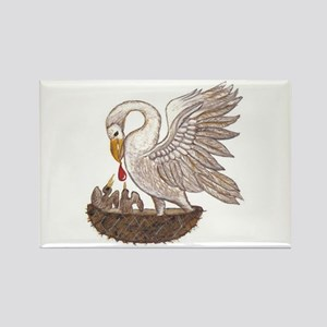 Pelican Rectangle Magnet