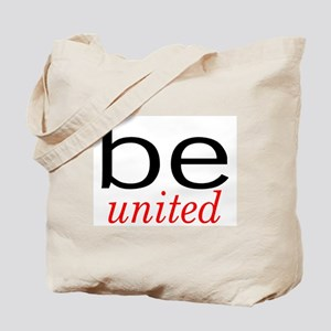 Be United Tote Bag