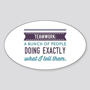 Teamwork: Sticker
