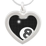 8 Ball Necklaces