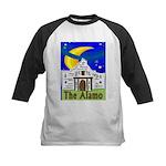 Starry Night Alamo Kids Baseball Jersey