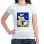 Starry Night Alamo Jr. Ringer T-Shirt