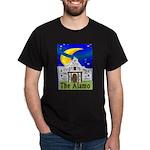 Starry Night Alamo Dark T-Shirt