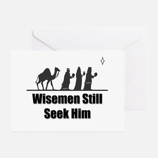 Wisemen -  Greeting Cards (Pk of 10)