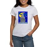 Starry Night New York Women's T-Shirt