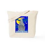 Starry Night New York Tote Bag