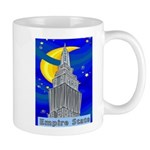 Starry Night New York Mug