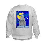 Starry Night New York Kids Sweatshirt
