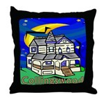 Collingswood NJ Throw Pillow