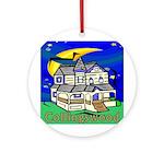 Collingswood NJ Ornament (Round)