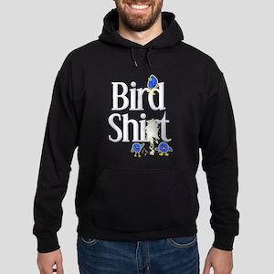Bird Shit Hoodie (dark)