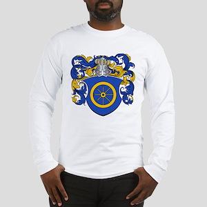 Van Asch Coat of Arms Long Sleeve T-Shirt